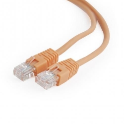 Patchcord Gembird, UTP, Cat.5e, 0.25m, Orange