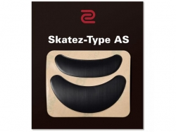 Skates mouse Zowie Skatez-AS, Black