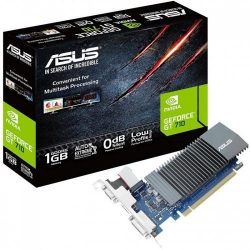 Placa video Asus nVidia GeForce GT 710 1GB, DDR5, 32bit, Low Profile Bracket