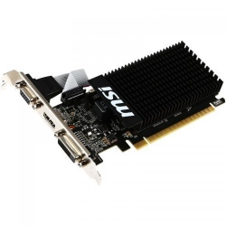 Placa video MSI nVidia GeForce GT 710 Silent Low Profile 1GB, GDDR3, 64bit