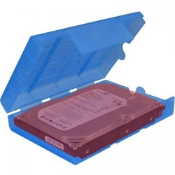 Protectie HDD Inter-Tech KP03 3.5inch, Blue