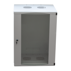 Rack Logilink W12F64G, 19inch, 12U, 540x450mm, Light Grey