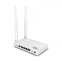 Router wireless Netis WF2419E White, 4xLAN