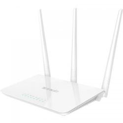 Router Wireless Tenda N300 F3, 3x LAN