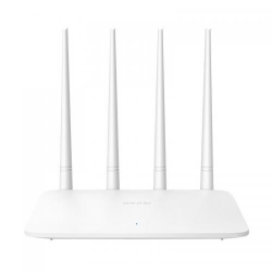 Router Wireless Tenda N300 F6, 3x LAN