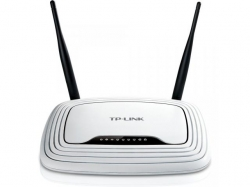 Router Wireless TP-LINK TL-WR841N, 4x LAN