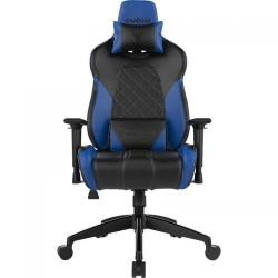 Scaun gaming Gamdias Achilles E1 L, RGB, Black-Blue