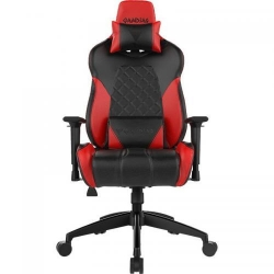 Scaun gaming Gamdias Achilles E1 L, RGB, Black-Red