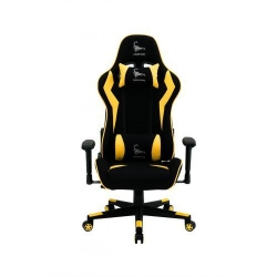 Scaun gaming Gembird Scorpion 05, Black-Yellow