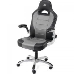 Scaun gaming Serioux Ares, Black-Grey