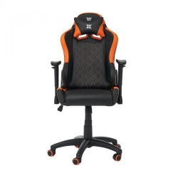 Scaun gaming Serioux Torin Kids, Black-Orange