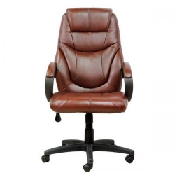Scaun gaming Spacer Office, Black-Brown