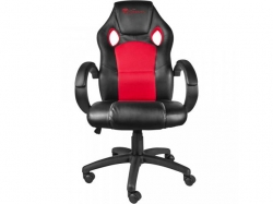 Scaun gaming Natec Genesis Nitro 210, Black-Red
