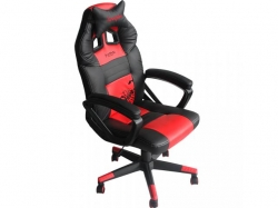 Scaun gaming Marvo CH-105, Black-red