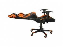 Scaun gaming Marvo CH-106, Black-orange