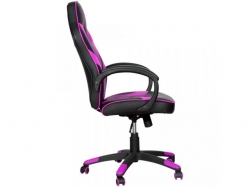Scaun gaming Marvo CH-301, Black-Pink