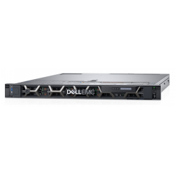 Server Dell PowerEdge R240, Intel Xeon E-2124, RAM 16GB, HDD 2TB, PERC H330, PSU 250W, No OS