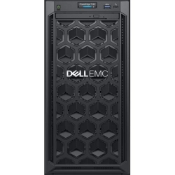Server Dell PowerEdge T140, Intel Xeon E-2124, RAM 8GB, HDD 2x 1TB, PERC H330, PSU 365W, No OS