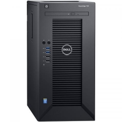 Server Dell PowerEdge T30, Intel Xeon E3-1225 v5, RAM 8GB, HDD 1TB, PSU 290W, No OS