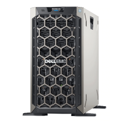 Server Dell PowerEdge T340, Intel Xeon E-2124, RAM 8GB, HDD 1TB, PERC H330, PSU 350W, No OS