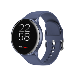 SmartWatch Canyon CNS-SW75BL, 1.22inch, Curea Silicon, Blue
