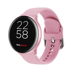 SmartWatch Canyon CNS-SW75PP, 1.22inch, Curea Silicon, Pink