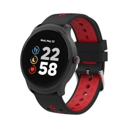 SmartWatch Canyon CNS-SW81BR, 1.3inch, Curea Silicon, Black
