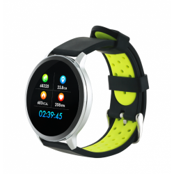 SmartWatch Canyon SW71SS, 1.22inch, curea Metal, Silver