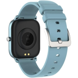 SmartWatch Canyon Wildberry SW74, 1.3inch, Curea Silicon, Blue