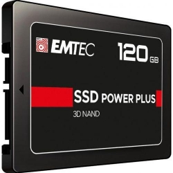 SSD Emtec X150 Power Plus 120GB, SATA, 2.5inch