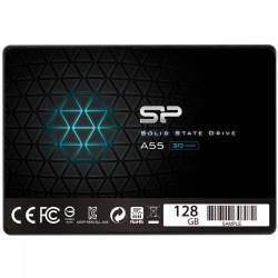 SSD Silicon Power Ace A55 Series 128GB, SATA3, 2.5inch