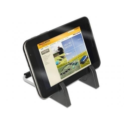 Stand Delock E-Book-Reader pentru Tableta de 7inch, Black-Silver