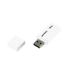 Stick memorie Goodram UME2, 16GB, USB 2.0, White