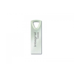 Stick memorie Integral ARC 16GB, USB 2.0, Silver