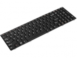TASTATURA NOTEBOOK COMPATIBILA US BLACK LENOVO IDEAPAD V-117020GS1-USH