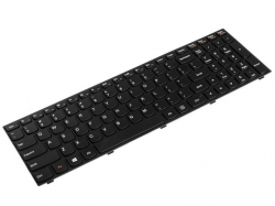 TASTATURA NOTEBOOK COMPATIBILA US BLACK LENOVO V-211020AS1