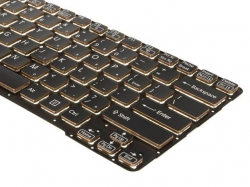 TASTATURA NOTEBOOK COMPATIBILA US BLACK SONY 9Z.N6BSF.J0R