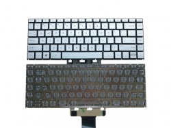 TASTATURA NOTEBOOK SILVER WITHOUT FRAME 6208270 HP PAVILION 14-AB