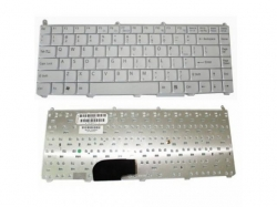 TASTATURA NOTEBOOK US WHITE SONY VGN-FE