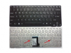 TASTATURA NOTEBOOK US BLACK SONY VPC-CA