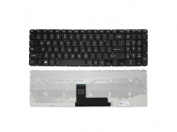TASTATURA NOTEBOOK US BLACK WITHOUT FRAME 6400840 TOSHIBA L50-B