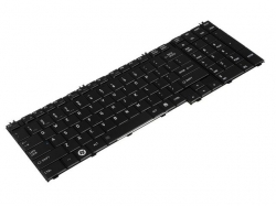 TASTAURA NOTEBOOK COMPATIBILA US BLACK TOSHIBA V000140160