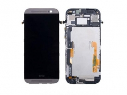 TOUCH PANEL + DISPLAY HTC M8 9122454