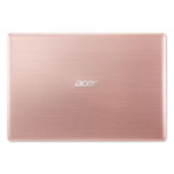 Ultrabook Acer Swift 3 SF314-52, Intel Core I5-7200U, 14inch, RAM 8GB, SSD 256GB, Intel HD Graphics 620, Linux, Sakura Pink