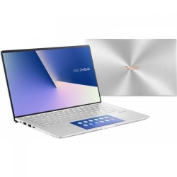 Ultrabook ASUS ZenBook 13 UX334FAC-A4051T, Intel Core i5-10210U, 13.3inch, RAM 8GB, SSD 512GB, Intel UHD Graphics, Windows 10, Icicle Silver