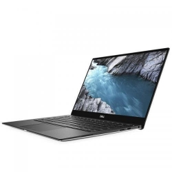 Ultrabook Dell XPS 7390, Intel Core i7-10510U, 13.3inch Touch, RAM 16GB, SSD 512GB, Intel UHD Graphics, Windows 10 Pro, Platinum Silver