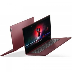 Ultrabook Lenovo IdeaPad 3 14IIL05, Intel Core i7-1065G7, 14inch, RAM 8GB, SSD 512GB, Intel Iris Plus Graphics, No OS, Cherry Red