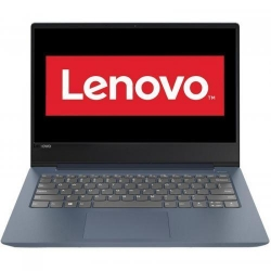 Ultrabook Lenovo IdeaPad 330S-14IKB, Intel Core i3-8130U, 14inch, RAM 4GB, HDD 1TB, Intel UHD Graphics 620, Free Dos, Midnight Blue