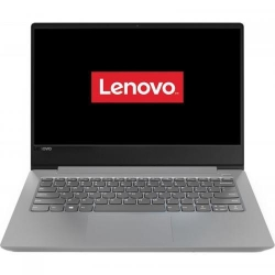 Ultrabook Lenovo IdeaPad IP330S-14IKB, Intel Core i3-8130U, 14inch, RAM 8GB, SSD 256GB, Intel UHD Graphics 620, FreeDos, Platinum Grey