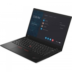 Ultrabook Lenovo ThinkPad X1 Carbon 7th gen, Intel Core i7-8565U, 14inch, RAM 16GB, SSD 512GB, Intel UHD Graphics 620, 4G, Windows 10 Pro, Black Paint